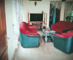 Two story house for sale in mathara