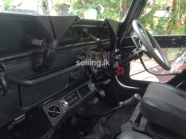 Mitsubishi 4DR5 jeep For sale