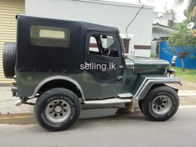Mitsubishi 4DR5 jeep For sale