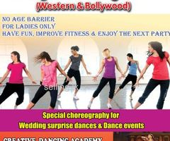 Free Style Dance classes for Ladies/Children - Bollywood/Western