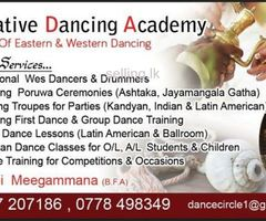 Dance Troupes ( Traditional & Western ) & Wedding Planning
