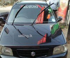 Suzuki Alto 2007 Special Edition