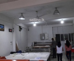 Commercial building for rent in Piliyandala