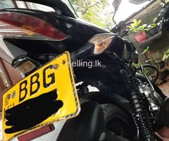 Bajaj Pulsar 135 2015 bike selling