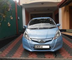 Honda Fit GP1 2013 Smart Edition