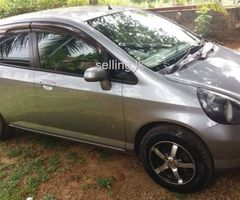 Honda Fit GD3 2002 For Sale