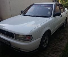 Nissan FB13 sunny 1999