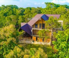 Land with Hotel For Sale in Habarana
