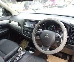 Mitsubishi Outlander PHEV G Navi 2015