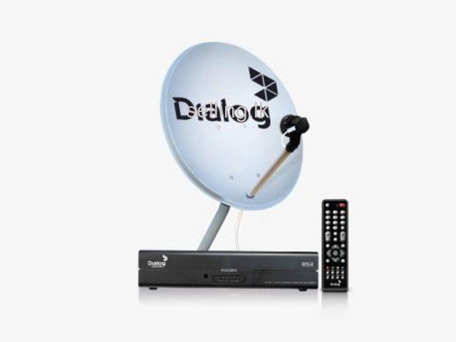Dialog TV Installation