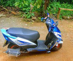 Honda Dio 2015