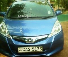Honda Fit GP1 Hatch Back 2013
