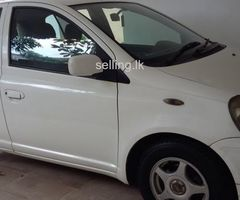 Toyota vitz 2001 for sale