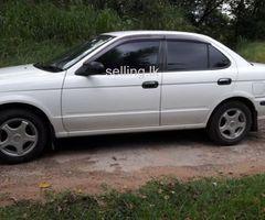 Nissan FB15 1999