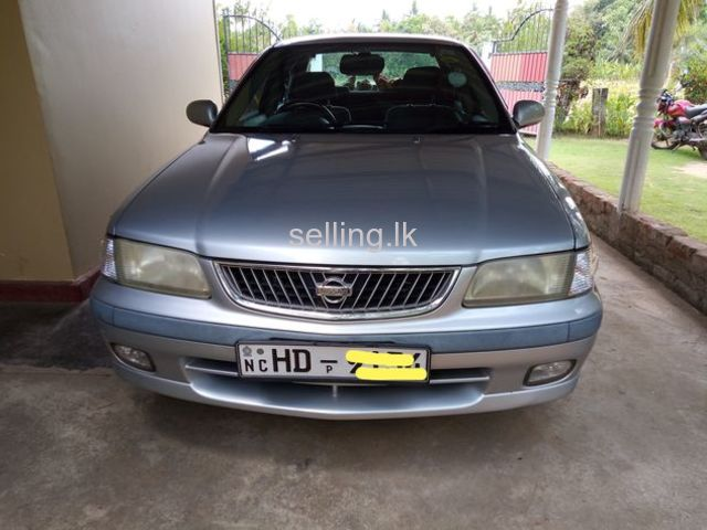 Nissan FB15 2000 Super Saloon