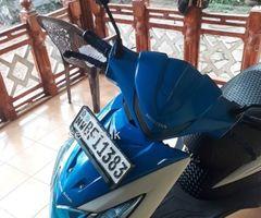 Honda Dio 2017 Good condition
