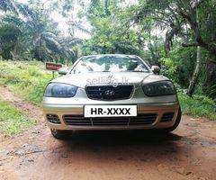 Hyundai Elantra 2004 Auto