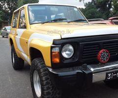 Nissan Patrol 1983