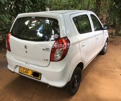Suzuki Alto LXI 2015