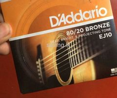 D'Addario Acoustic Guitar String Sets
