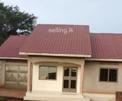 House for rent in matale