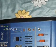 Powered mixer 500w for sale