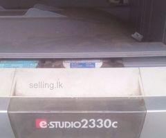 Toshiba color 2330 Photocopy machine