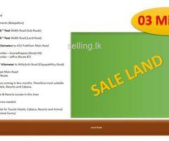 2 Acres Land Sale in Ulukkulama