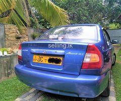Hyundai Accent 2004 GLS