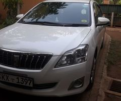 Toyota premio G superior 2013 for sale