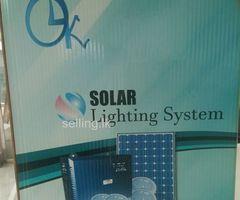 Solar light system