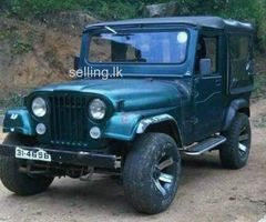 Jeep CJ5 1967 Good runing condition