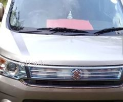 Suzuki Wagon R 2014 Good condition