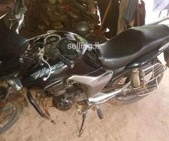 Hiro Hunk 2010 150cc motorbik