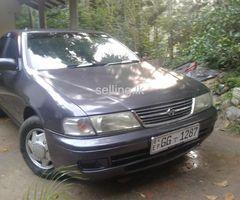 Nissan FB14 2001 Auto