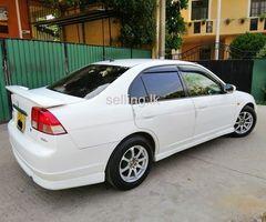 Honda civic ES1 2003