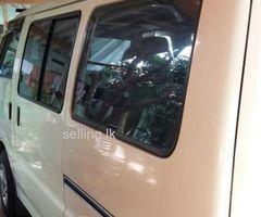 Nissan vanat 2008 lion face van for sale