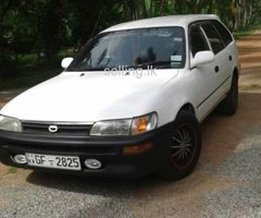 Toyota Station Wagon CE106 for sale