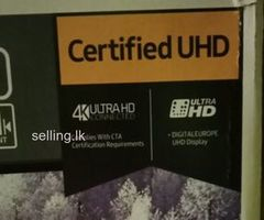 Samsung MU 7350 UHD CURVED 55
