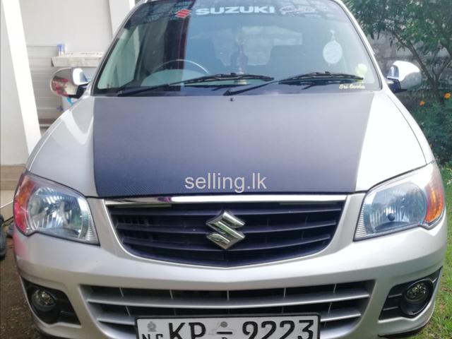 Suzuki Alto k10 2011