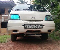 Mazda bongo 1997 4wl 5door