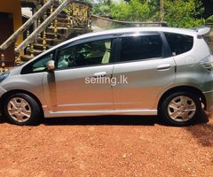 Honda Fit GP1 2011
