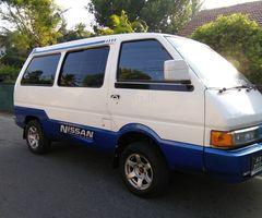 Nissan Largo 1988