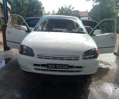 Toyota starlet ep 91 full option