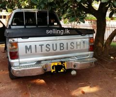 Mitsubisji L200 cab 1992 Good condition