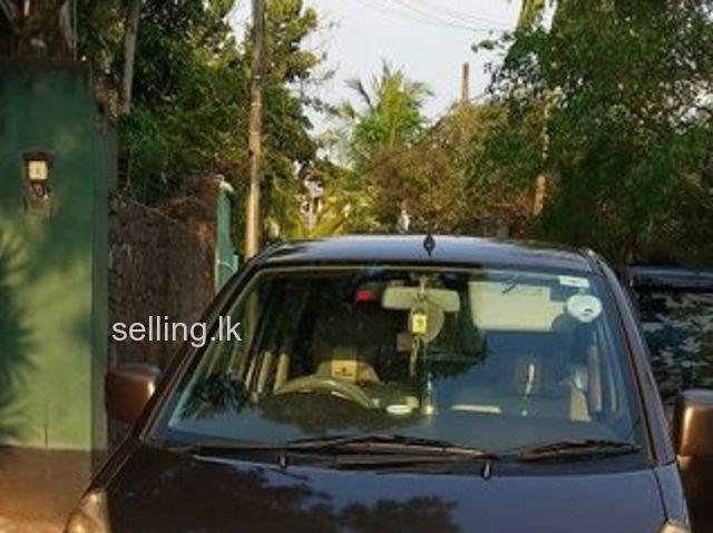 Susuki Zen Estilo 2010 Car Sell