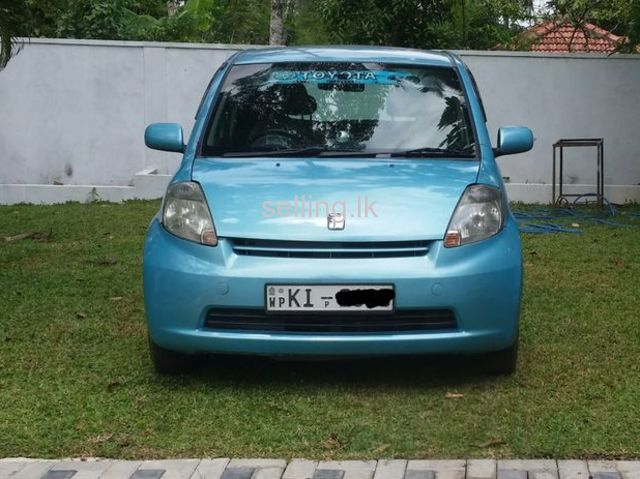 Toyota Passo 2004 Auto For  sale