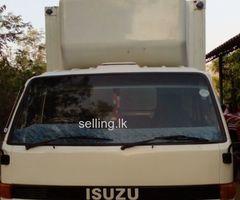 ISUZU 250 body lorry