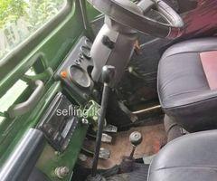 Daihatsu Jeep 1979