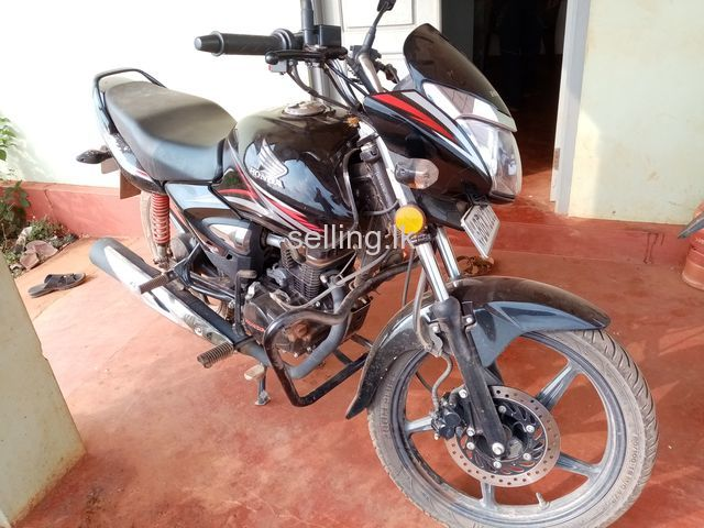 Honda Shine 2018 bike for sale